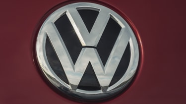Volkswagen Transporter 6.1 - badge