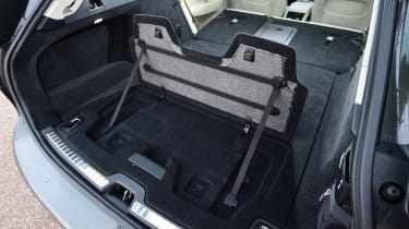 Volvo V90 used guide - boot
