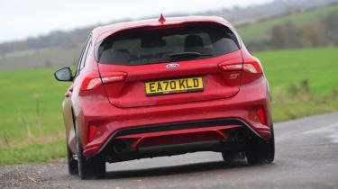 Ford Focus ST automatic - rear