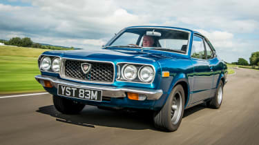 Mazda RX-3 - front