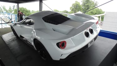 Goodwood 2016 - ford gt
