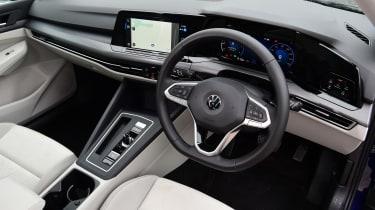 Volkswagen Golf Estate - interior
