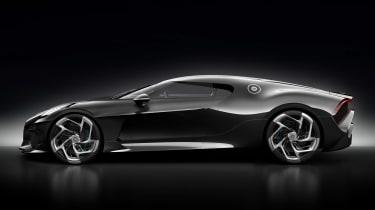 Bugatti La Voiture Noire - side