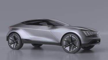Kia Futuron concept - front