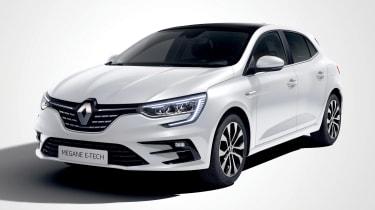 Renault Megane PHEV - front static