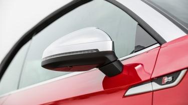 Audi S5 Cabriolet - wing mirror
