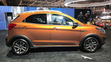 Ford Ka+ Active - Geneva side