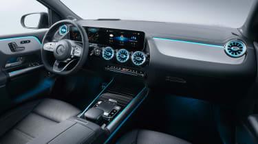Mercedes B-Class - studio dash