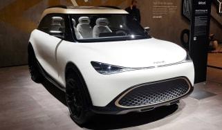 Smart Concept 1 - front Munich