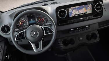 Mercedes Sprinter - dash