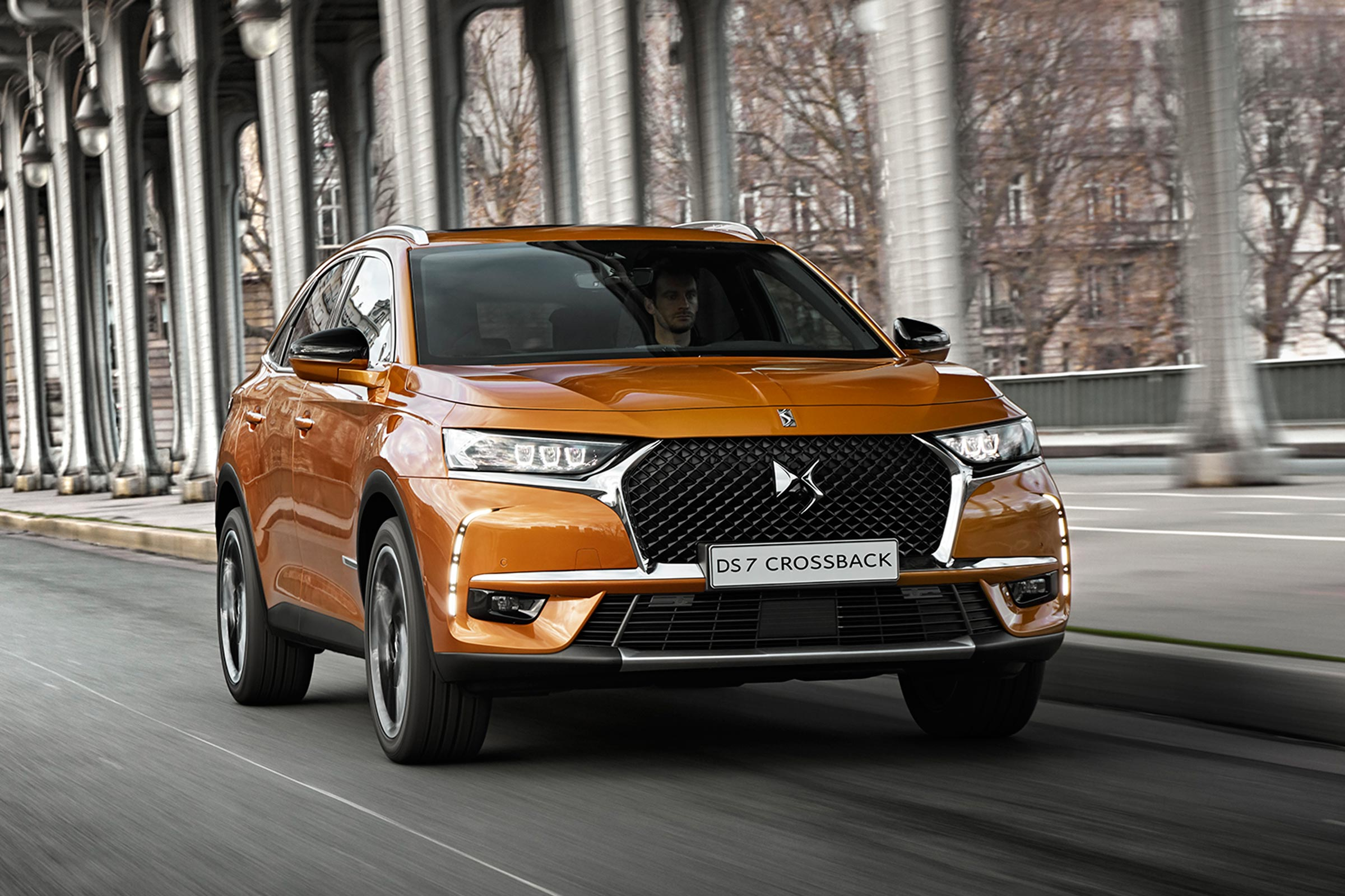 DS range to expand to six models by 2022 | Auto Express