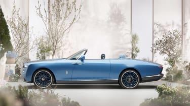 Rolls-Royce Boat Tail - side static