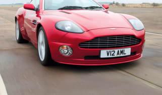 Aston Vanquish