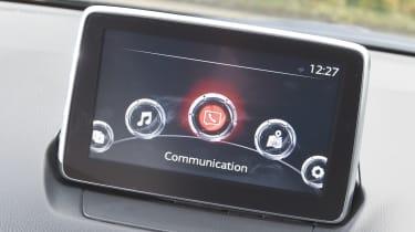 Mazda MZD CONNECT - communication