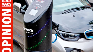 Opinion - electric charging points