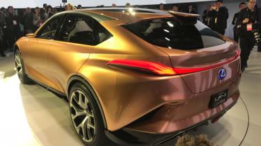 Lexus LF-1 Limitless - rear show