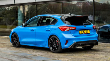 Ford Focus ST Edition - rear static
