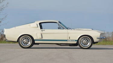 Ford Mustang Shelby GT500 Super Snake - side static