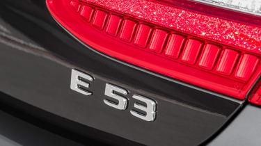 Mercedes-AMG E 53 Coupe - E 53 badge