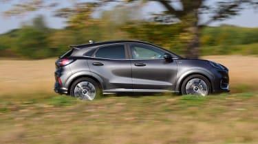 Ford Puma 1.0 Ecoboost ST Line Vignale  panning