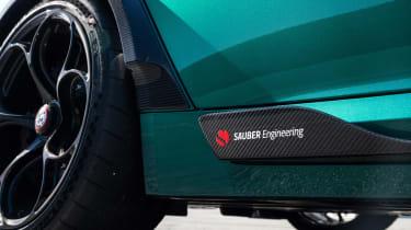 Alfa Romeo Giulia GTAm - Sauber