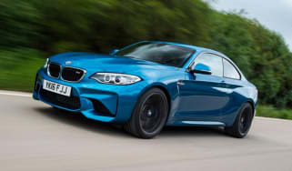 BMW M2 - front