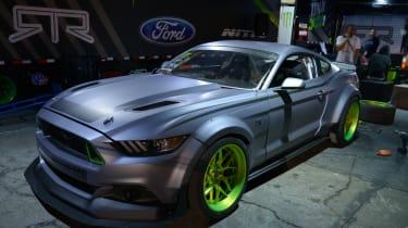 Ford Mustang SEMA Custom