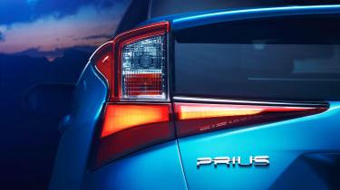 Toyota Prius - Prius badge