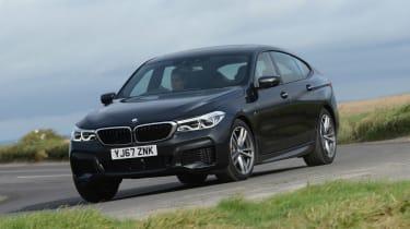 BMW 6 Series GT - front cornering