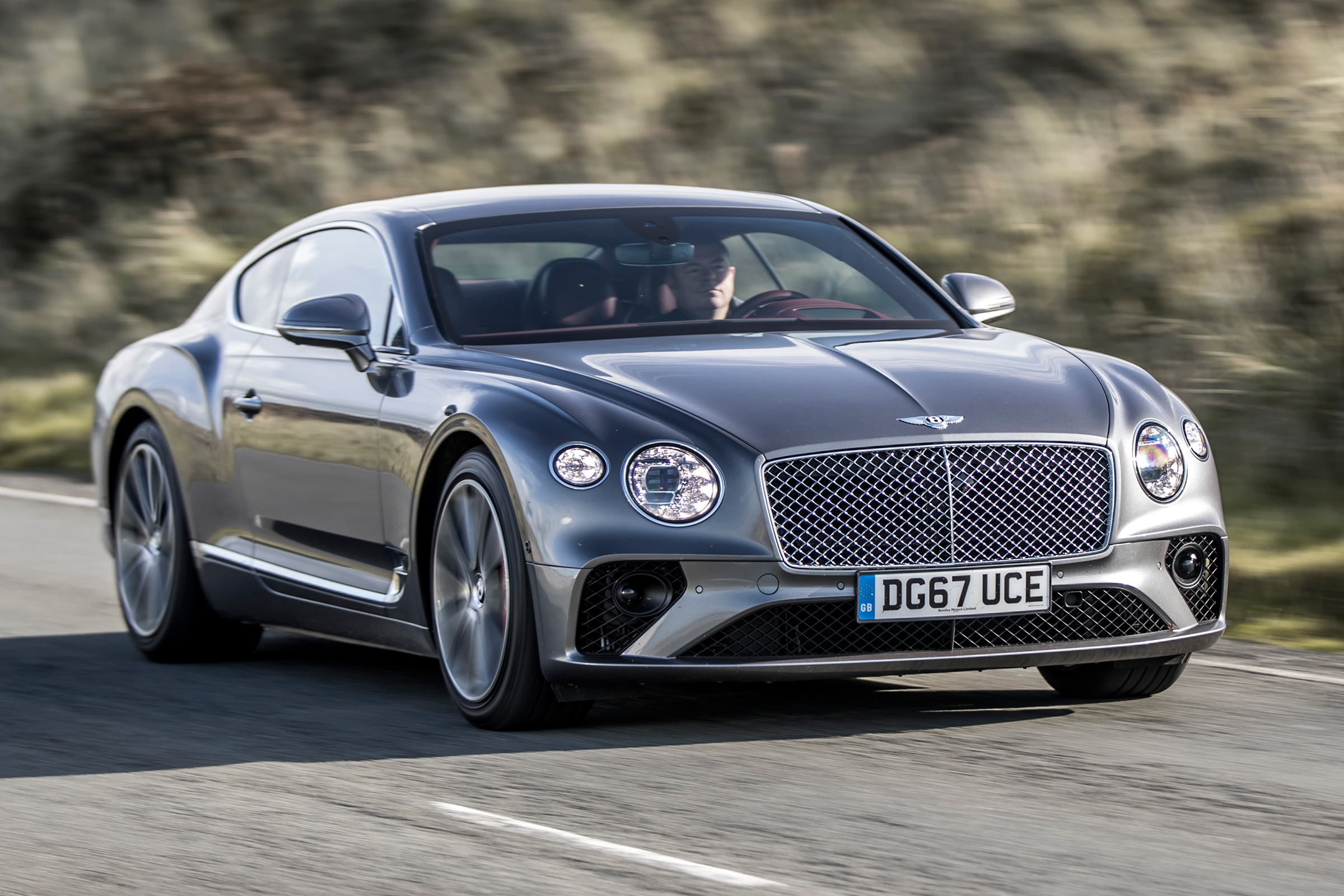 Bentley Continental Gt Mpg Co2 Emissions Road Tax Insurance Groups Auto Express