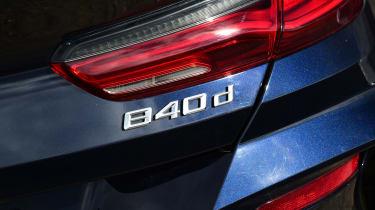 BMW 8 Series - rear light