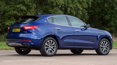 Maserati Levante - rear quarter