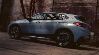 BMW X2 M Mesh Edition - rear static