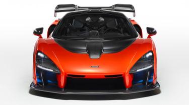 McLaren Senna - full front