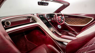 Bentley EXP 12 Speed 6e - interior 2