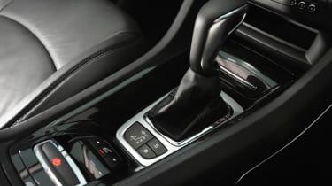 Citroen C5 Tourer interior detail