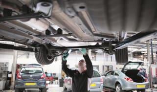 Vauxhall MOT Test Insurance
