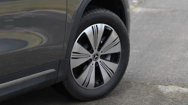 Mercedes EQA - wheels