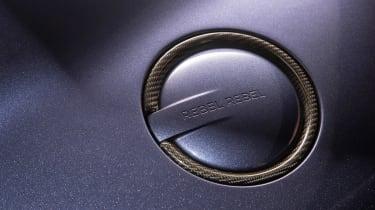 Aston Martin Vanquish by Callum - fuel cap