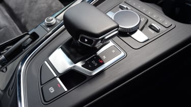 Audi A4 Allroad - transmission