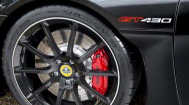 Lotus Evora GT430 - wheel
