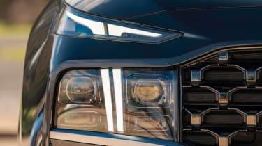 Hyundai Santa Fe Hybrid - front lights
