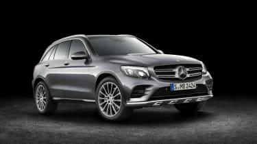 Mercedes GLC static