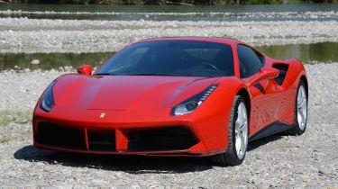 Ferrari 488 GTB static