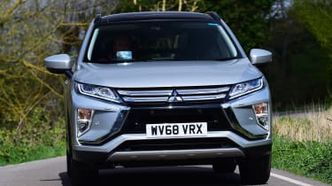 Mitsubishi Eclipse Cross long-term - final report front action