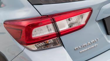 2018 Subaru XV - taillight