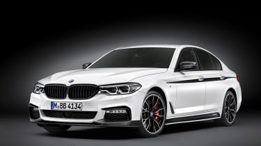 BMW 5 Series M Performance