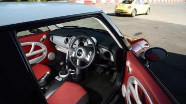 MINI Cooper - modern classic interior