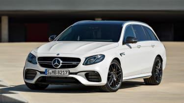 Mercedes-AMG E 63 Estate - front static