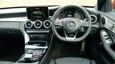 Mercedes-AMG C 63 Estate - interior
